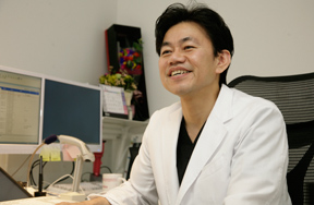 Example of Introduction / Medical Business : TAKASAKI SATO EYE CLINIC