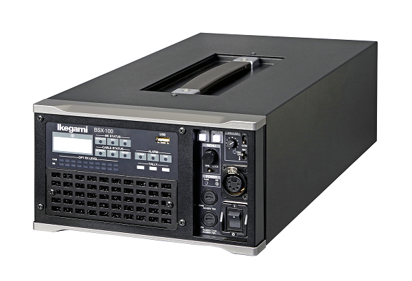 New Product<br> BSX-100: 3G Fiber Base Station