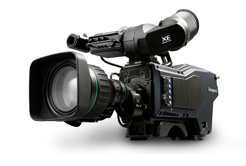 UHK-430 and HDK-99 Cameras Chosen for New 4K OB Vehicle: Ikegami Europe
