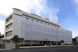 Example of Introduction / Medical Business : Hara Eye Hospital,  Japan